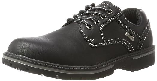 Supremo 3714701, Zapatos de Cordones Derby para Hombre, Schwarz (Black), 44 EU