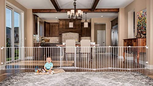 Regalo-192-Inch-Super-Wide-Adjustable-Baby-Gate-and-Play-Yard