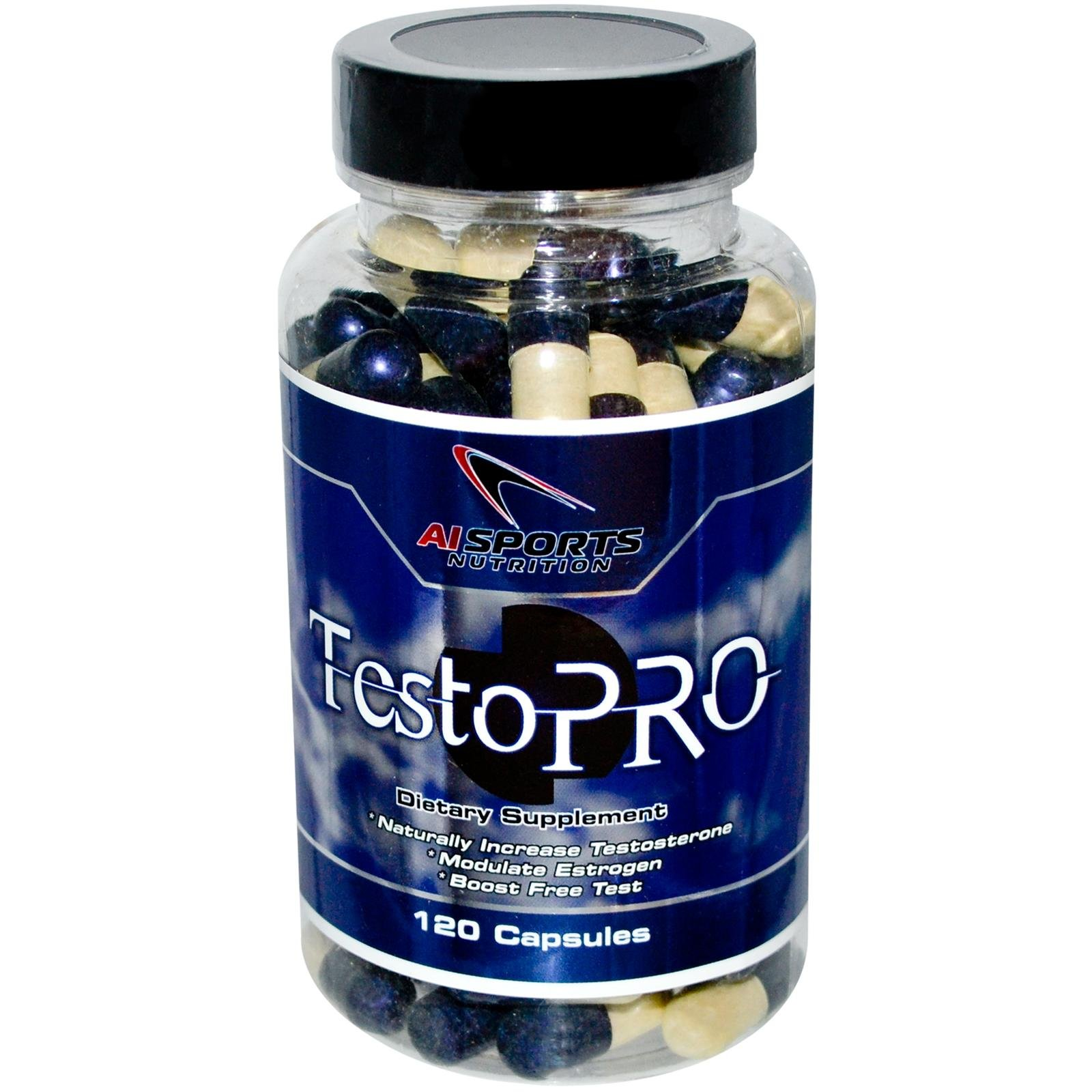 Anabolic Innovations Testopro Capsules, 120 Count