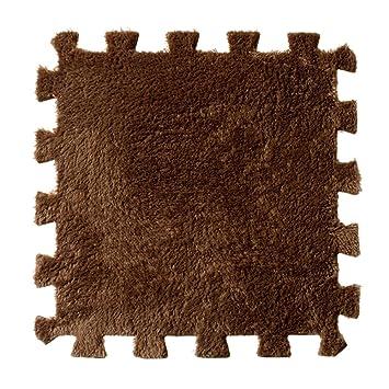Amazon Com Sothread 6pc Eco Soft Carpet Foam Tiles Mosaic Puzzle