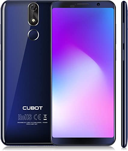 CUBOT Power (2018) 4G Network Pantalla 18:9/5.99