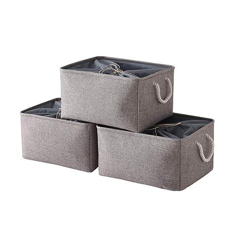 Amazon.com: Cestas de almacenamiento para regalos vacías ...