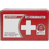 Cartrend 50209 Botiquin de coche austriaco, el contenido