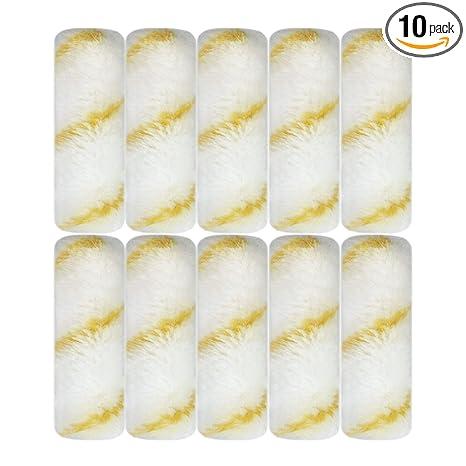 Amazon.com: kingorigin Premium – 10 piezas Mini Rodillo de ...
