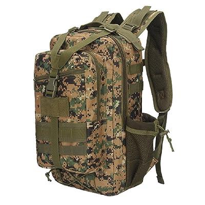 LF&F Backpack Ensemble de formation militaire sac de randonnée outdoor alpinisme équipement militaire sac à dos de poche de camping polyvalent respirant durable léger