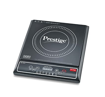 Buy Prestige PIC 25 1200 Watt induction Cooktop Black with Push
