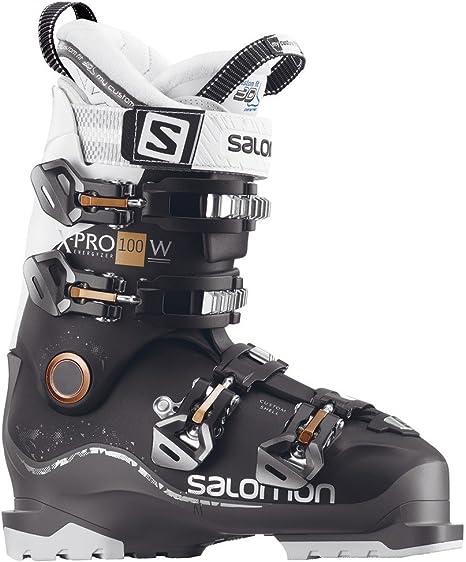 Salomon ALP. Boots X PRO 100 W BlackAnthra BlackAnthracite ohvYm