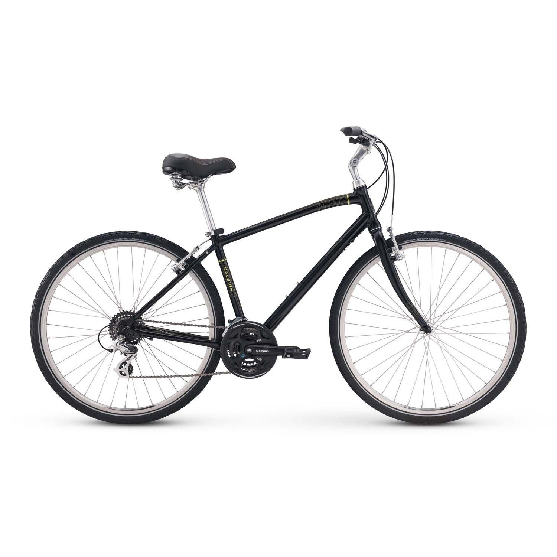 新しい2018 Raleigh Detour 2 Complete City Bike B077VXR5XPブラック Small