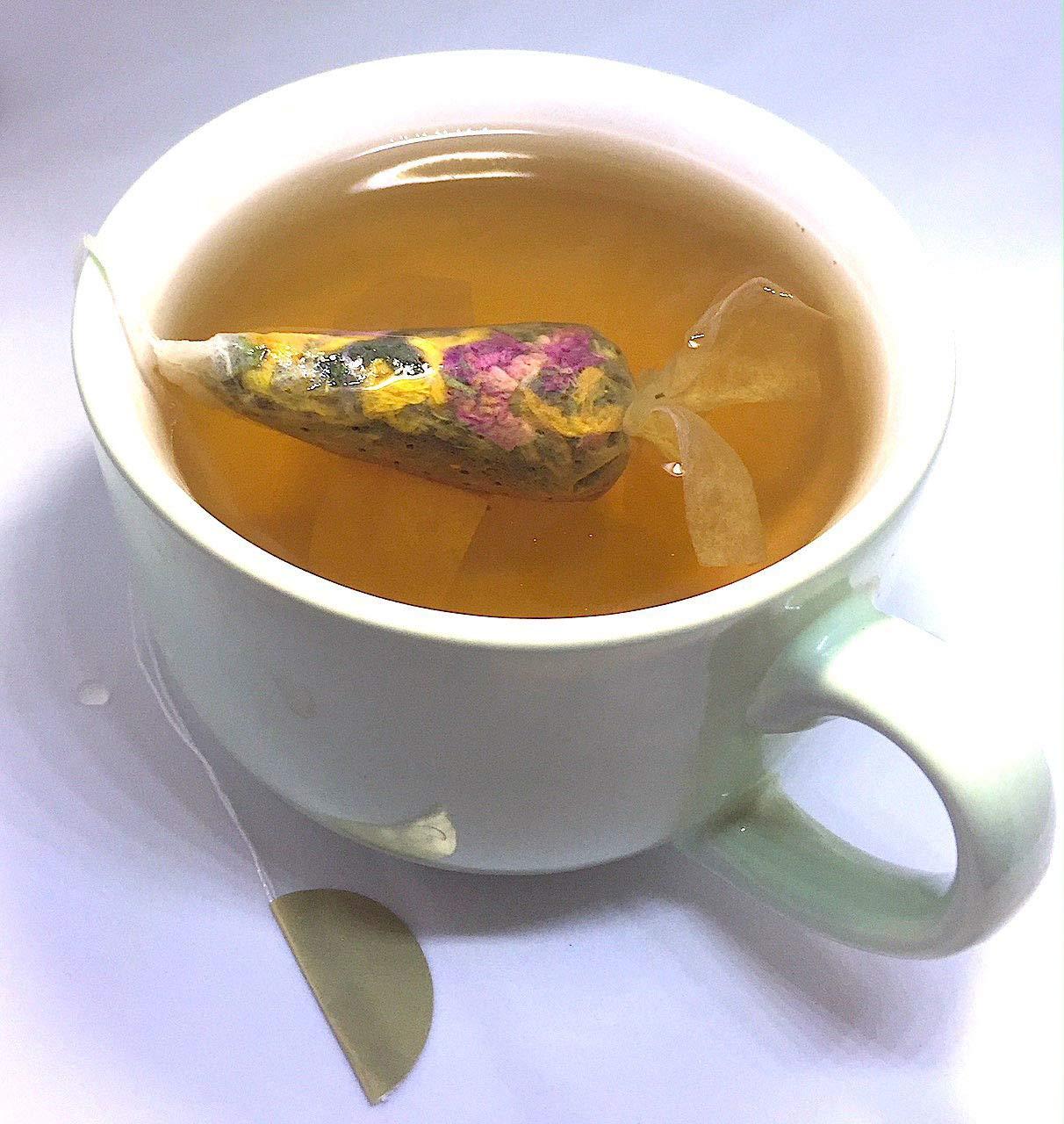 Amazon.de: TEE Geschenk Set 9 Goldfish Teebeutel Earl Grey ...
