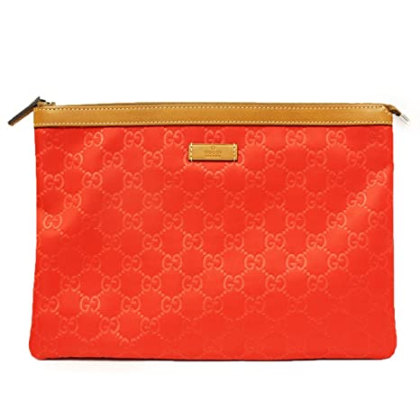 d2ba591afb6 Gucci Zip-Top Pouch 286209