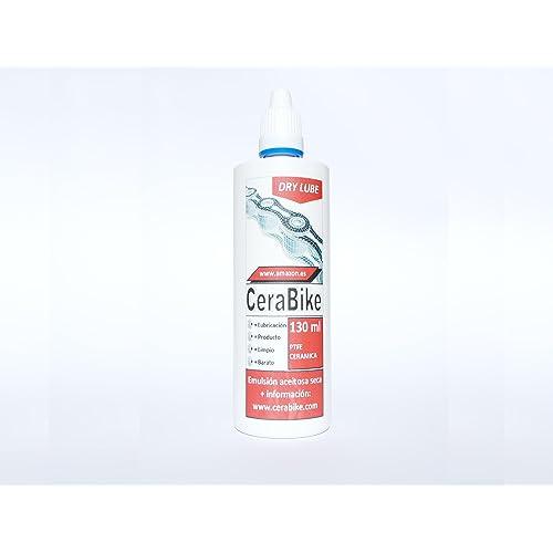 Cerabike Drylube Émulsion lubrifiante sèche Téflon et céramique pour chaîne - - -