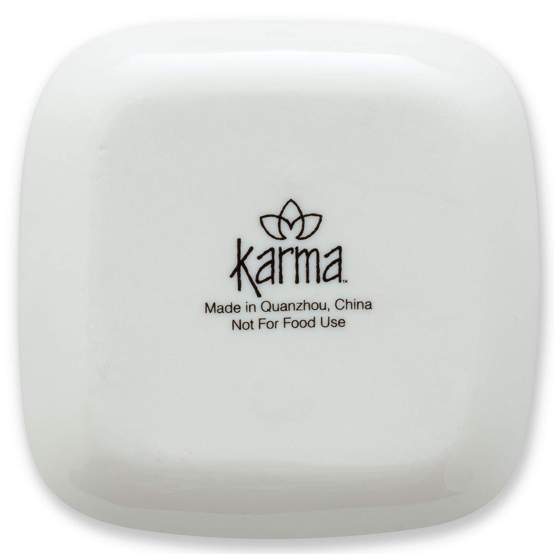 Karma Gifts Small Trinket Tray KA330229 Love Stephen Joseph Inc