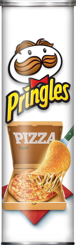 Pringles Jalapeno Flavor Potato Chips 168 Gram Kellogg Company CA
