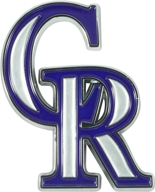 FANMATS MLB - コロラドロッキーズ カラーエンブレム