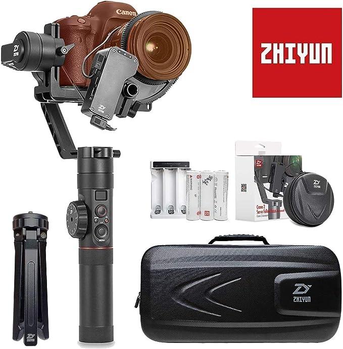 Zhiyun-Crane-2 - Estabilizador para cámara réflex Digital, Gimbal ...