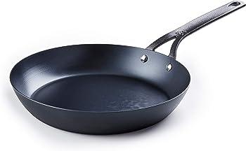 BK Cookware CC002353-001 Black Carbon Steel Skillet