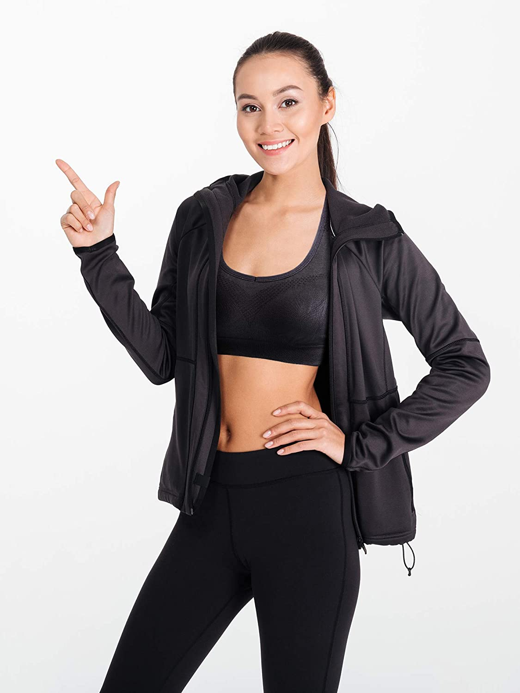 Patelai Pack de 2 para Mujer Sujetador Deportivo Acolchado Sujetador de Espalda Cruzada Sujetador de Tiras Sujetador incons/útil y c/ómodo de Yoga