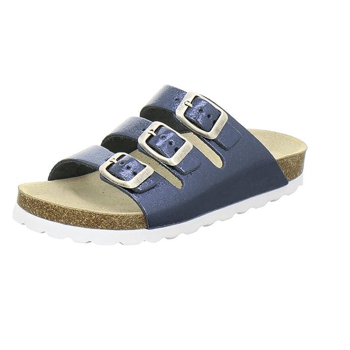 warme Winter-Pantoffeln AFS-Schuhe 36910 Filz Hausschuhe Herren bequeme