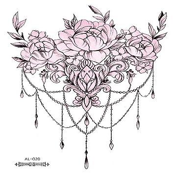 Protección del medio ambiente impermeable brazo de la flor tatuaje ...
