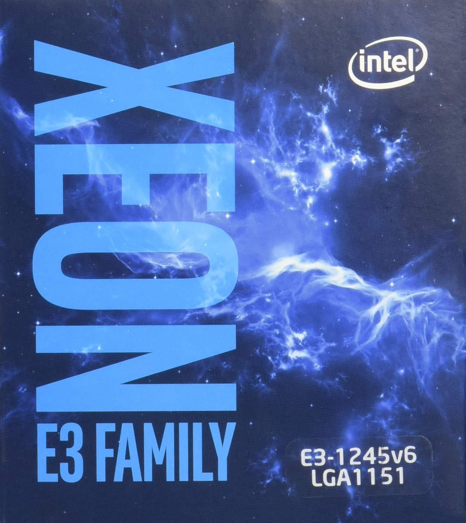Intel Xeon E3-1245 BX80677E31245V6