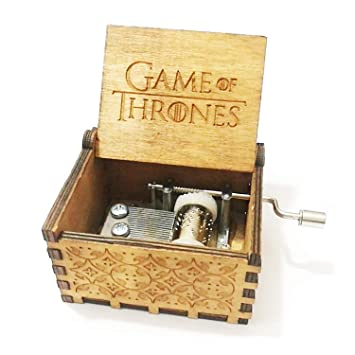Reine Hand Klassischen Game Of Thrones Star Wars Musik Box