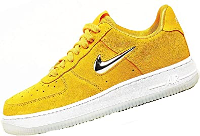 buy online 9afdd 8bf22 Nike WMNS Air Force 1  07 PRM LX, Chaussures de Fitness Femme, Multicolore
