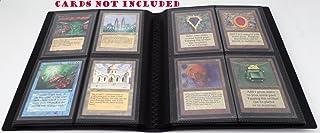 docsmagic.de Pro-Player 12-Pocket Playset Album Black - 480 Card Binder - Raccoglitore per carte da gioco collezionabili- Magic: The Gathering - Pokemon - Yu-Gi-Oh! - Nero