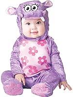 InCharacter Baby Girl's Huggable Hippo Costume