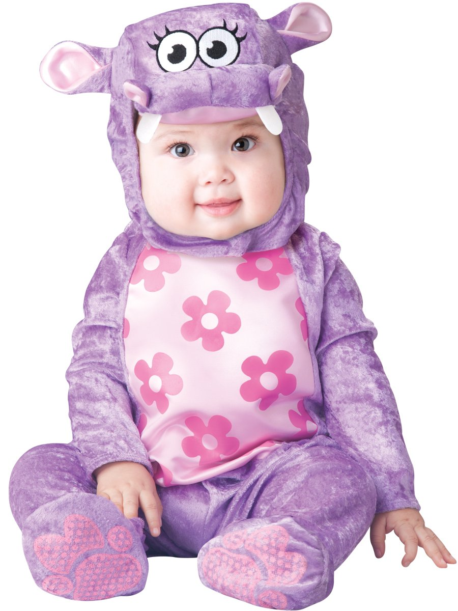 In Character Costumes Kostüm Baby-Hippo Conceited