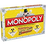 Winning Moves Australia Monopoly Back to The Future Monopoly Board Game