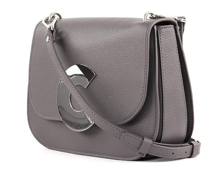 COCCINELLE Craquante Small Hand Bag Fume: Amazon.co.uk