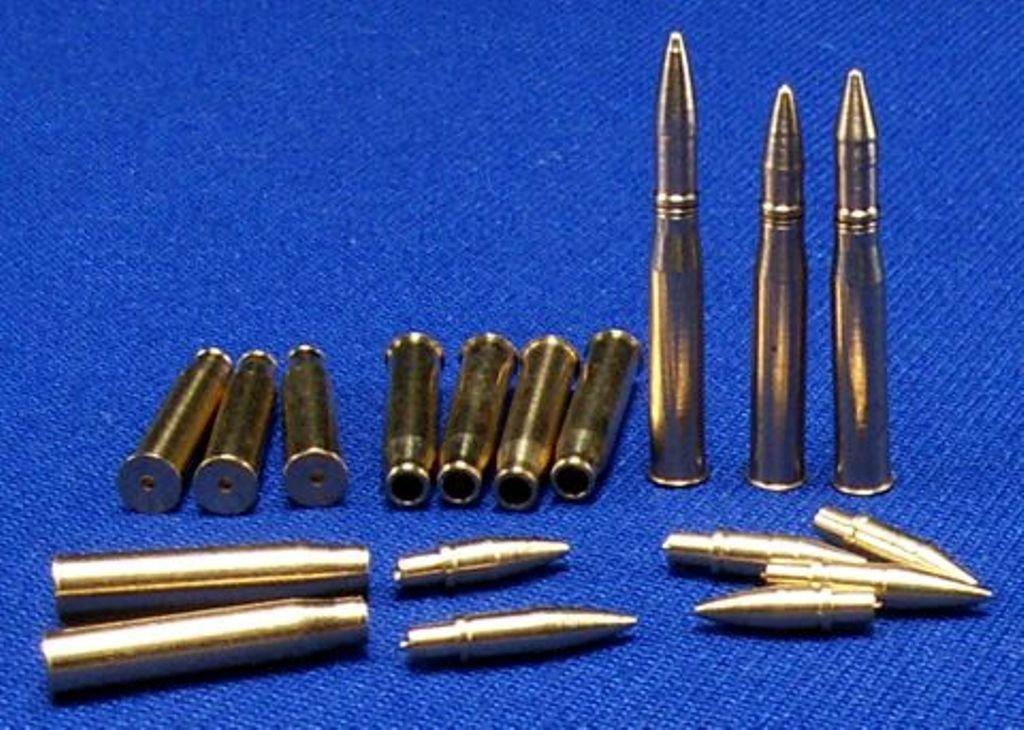 RBモデル1 : 35弾薬7.5 CM Kwk 40 STUK 40 for Stug PZ。Kpfw。IV Detail Set # 35p01 B078N1LVJJ