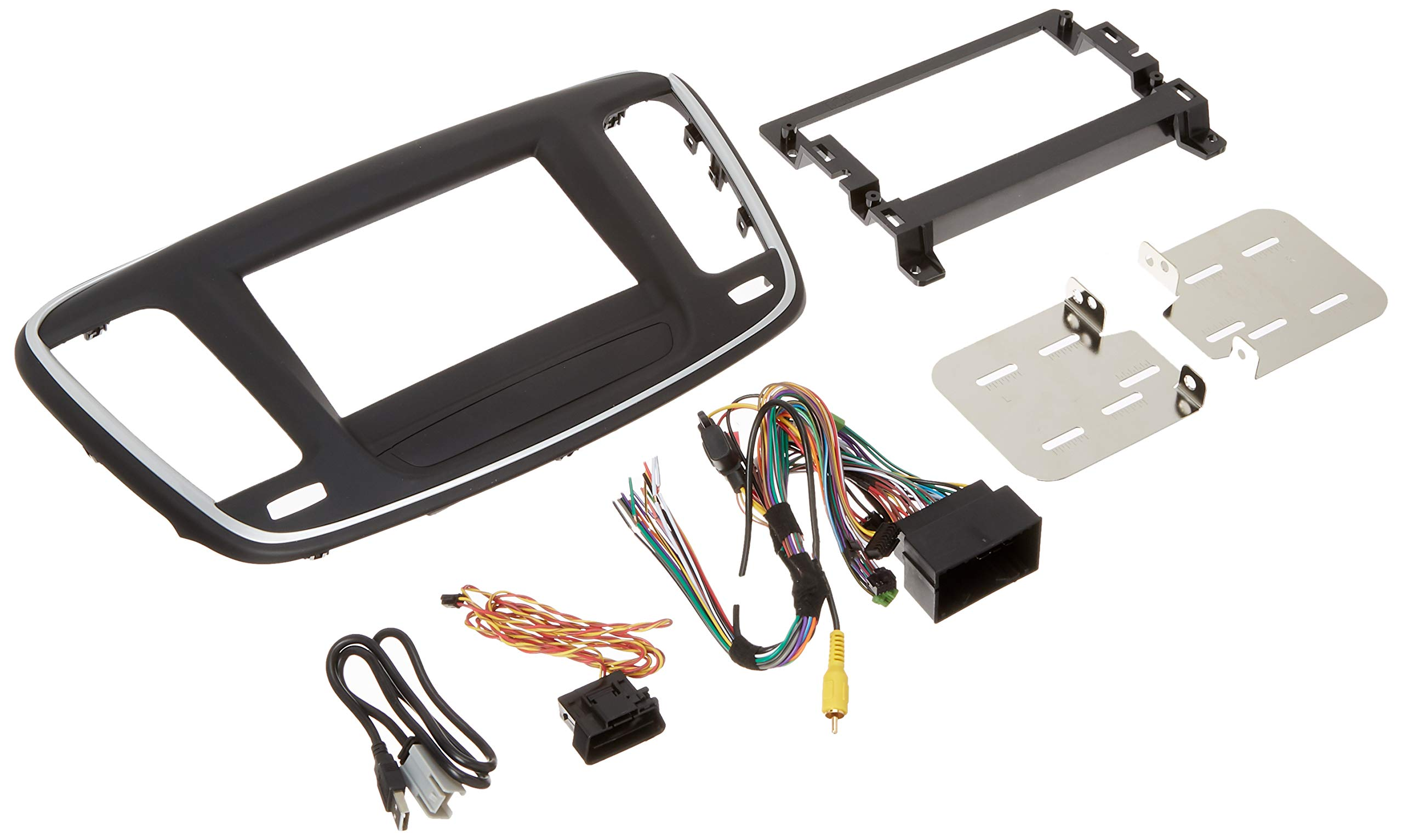 Maestro KIT-C200 Dash Kit, USB Adaptor and T-Harness for 2015 and up Chrysler 200 by Maestro