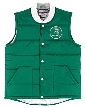 361410bec92 Philadelphia Eagles Mitchell   Ness NFL Men s  quot Play Clock quot  Throwback  Vest Jacket