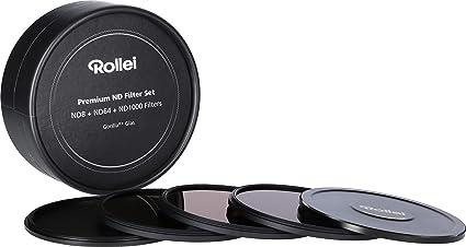 Rollei Premium Objektiv Grau Filterset Bestehend Aus Kamera