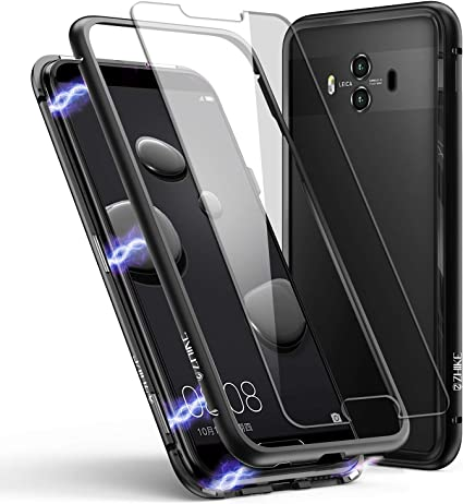 Amazon.com: ZHIKE - Carcasa para Huawei (marco de metal ...