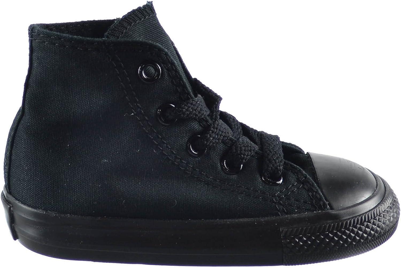 Converse Chuck Taylor All Star SP HI Infants Shoes Black 7s121
