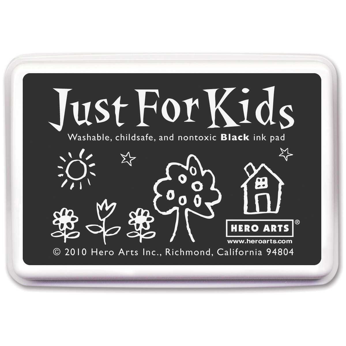 Hero Arts Rubber Stamps CS101 Just for Kids, Blue Inc.