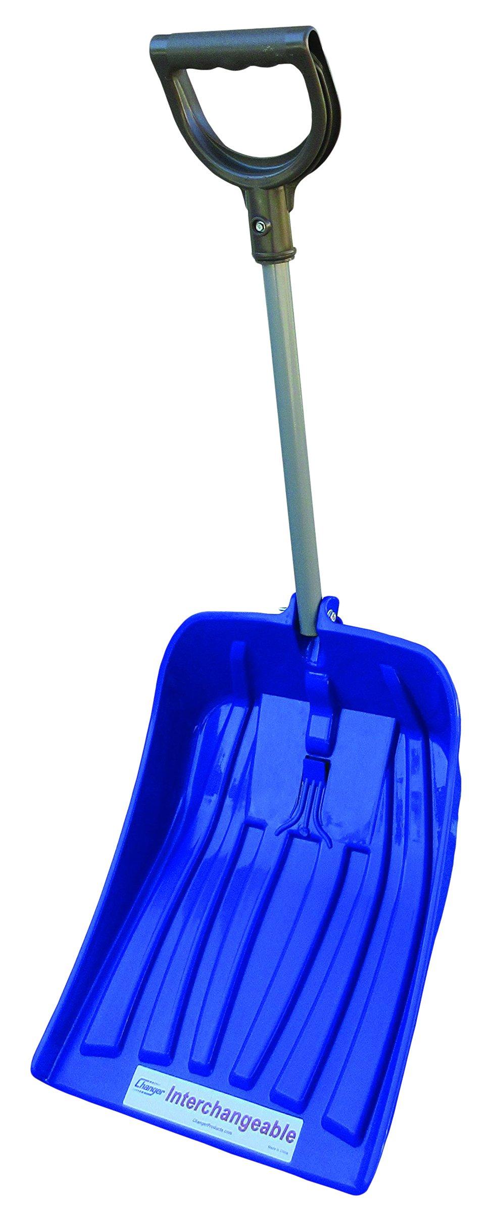 Changer Interchangeable Snow Shovel, Blade
