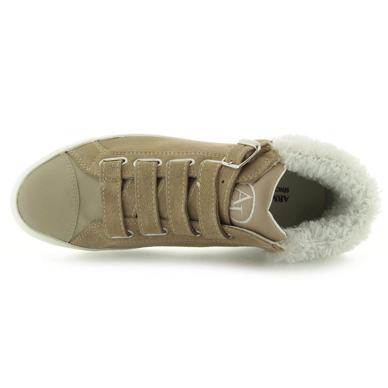 Armani Jeans Damen damen Schuhe schuhe Turnschuhe 37EU Winter Winter Winter  UVP 165€ … 16153f