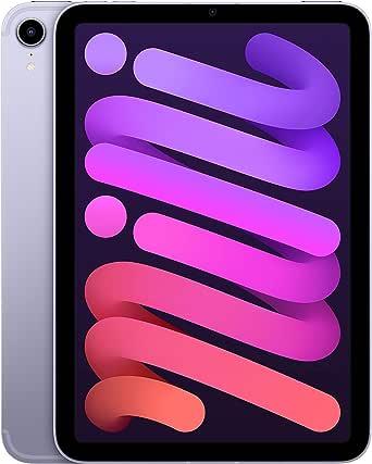 2021 Apple iPad mini (de 8,3 pulgadas con Wi-Fi + Cellular, 256GB) - de enmalva (6.ª generación)