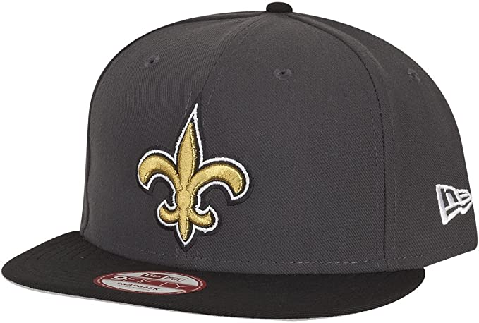 New Era Hombres Gorras / Gorra Snapback Emea New Orleans Saints ...
