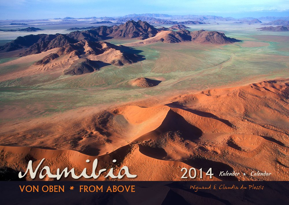 Namibia Von Oben 2014/Namibia From Above 2014