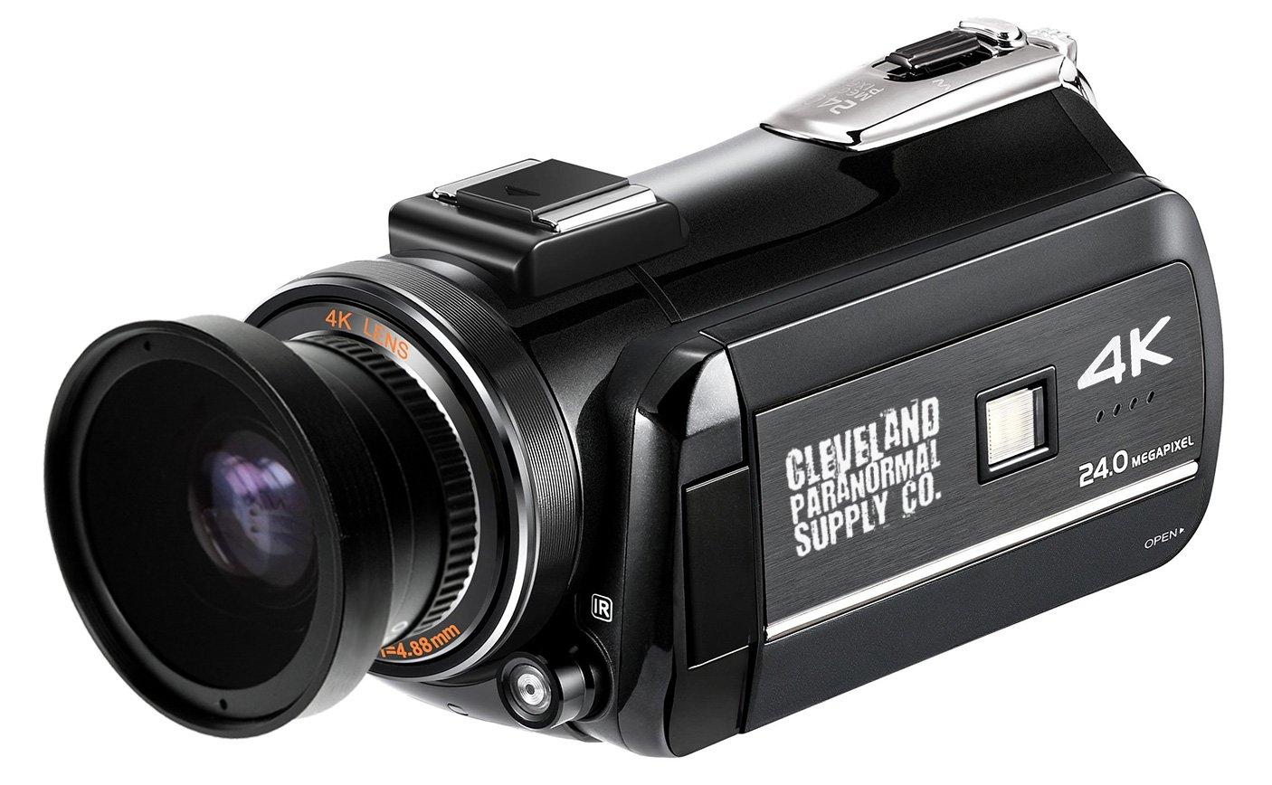 14 creepy shots with hunting night vision cameras