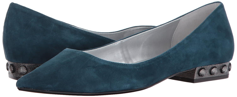 Nina Original Women's Zenith Pointed Toe Flat B06VSPZ5HX 7 B(M) US|A- Sea