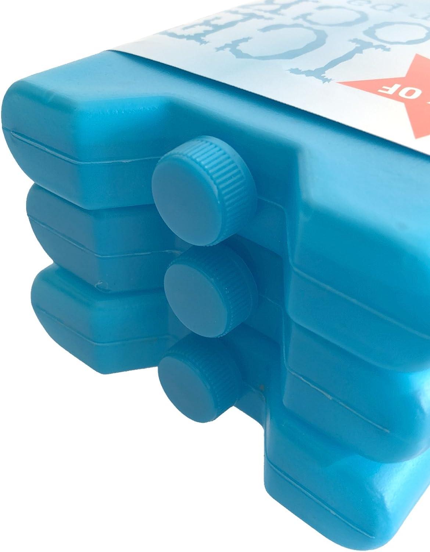 3 mattonelle per il freezer in materiale/atossico/ /disponibili in 3/colori