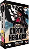 Captain Herlock (Albator) : The Endless Odyssey - Intégrale - Edition Gold (4 DVD Livret) [import] [PAL]