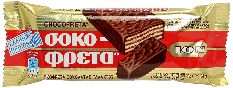 Ion Chocofreta Box