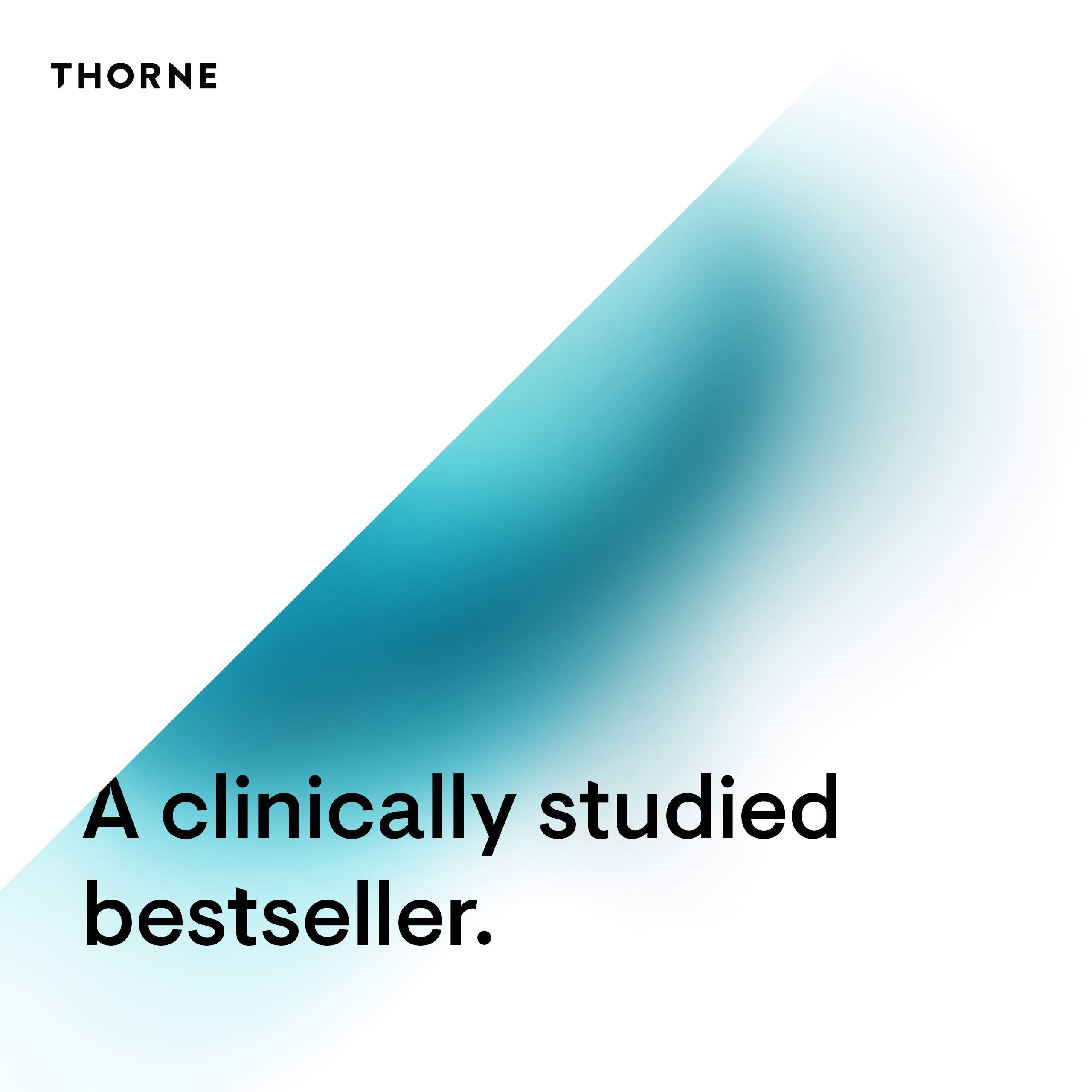 Thorne Research - Biotin 8 - Vitamin B7 (Biotin) for Healthy Hair, Nails, and Skin - 60 Capsules