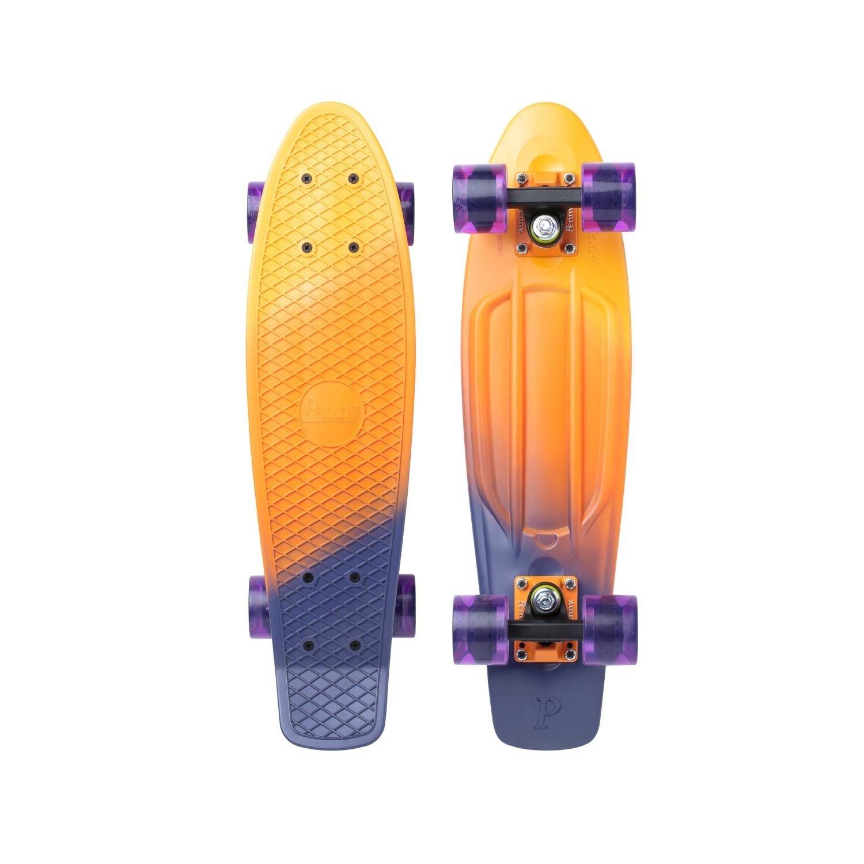 Penny 22-Inch Complete Skateboard Purple Dusk Fade
